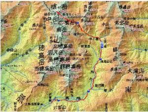 f509aa6c9a3 槍ヶ岳〈夏山登山教室〉 « 神戸カタツムリの会