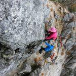 岩登りの練習2