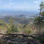 見晴台から甲山