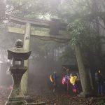 霧の丹生神社