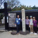 帰りに立ち寄った馬籠宿の藤村記念館